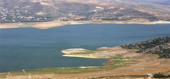 litani-qarawn-lake